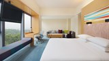 "aloft Nanhai Foshan Suite. Images powered by <a href='http://www.leonardo.com'  target=""_blank"">Leonardo</a>."