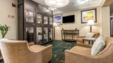 "Candlewood Suites Lincoln Lobby. Images powered by <a href='http://www.leonardo.com'  target=""_blank"">Leonardo</a>."