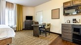 "Candlewood Suites Lincoln Room. Images powered by <a href='http://www.leonardo.com'  target=""_blank"">Leonardo</a>."
