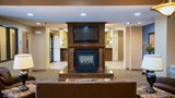 "Holiday Inn Express Lobby. Images powered by <a href='http://www.leonardo.com'  target=""_blank"">Leonardo</a>."