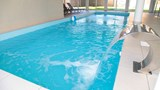"Odalys City La Rose d'Argent Pool. Images powered by <a href='http://www.leonardo.com'  target=""_blank"">Leonardo</a>."