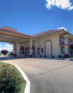 Econo Lodge, Van Horn