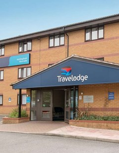 Travelodge Nottingham Riverside