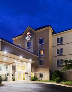 Best Western Plus Waynesboro Inn & Stes