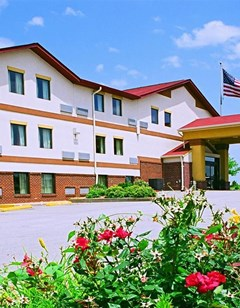 Americas Best Value Inn-St Louis /South