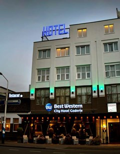 Best Western City Hotel Goderie