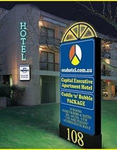 Capital Executive Apt Hotel Canberra