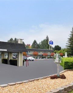Americas Best Value Inn, Ukiah