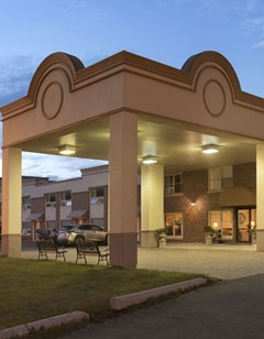 Travelodge Edmundston