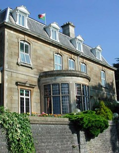 Manor House Hotel at Celtic Manor Resort