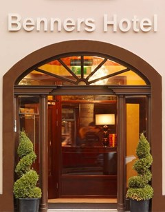 Benners Hotel, Tralee
