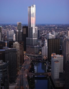 Trump International Hotel/Tower Chicago