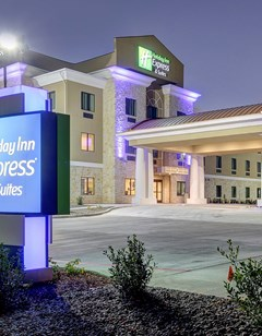Holiday Inn Express/Stes Carrizo Springs
