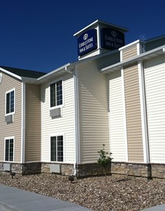 Cobblestone Inn & Suites Bloomfield