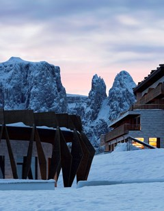 Alpina Dolomites Gardena Health Lodge