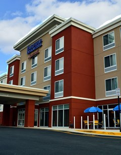 Fairfield Inn & Stes Stafford Quantico