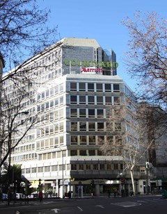 Courtyard by Marriott Madrid