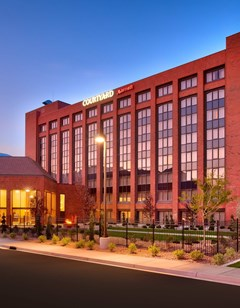 Courtyard by Marriott, Ogden