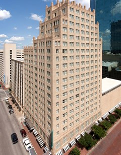 Courtyard Ft Worth Downtown/Blackstone