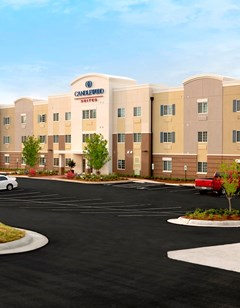 Candlewood Suites Chester Airport Area
