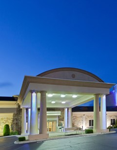 Holiday Inn Expres/Stes Christiansburg