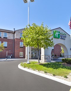 Holiday Inn Express/Suites Benton Harbor