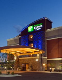 Holiday Inn Express Suites Butte