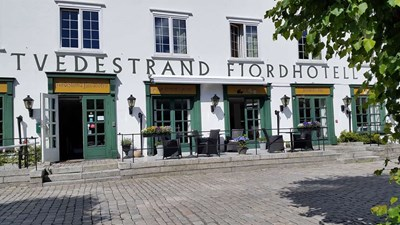 Tvedestrand Fjordhotel, Sure Coll by BW
