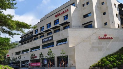 Ramada Resort by Wyndham MungyeongSaejae