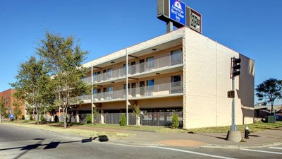 Americas Best Value Inn St Louis
