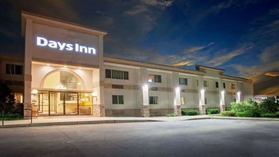 Days Inn Shrewsbury Worcester