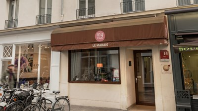 Hotel Hibiscus Republique Paris France Hotels Hotels In Paris