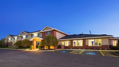 Best Western Nebraska City Inn