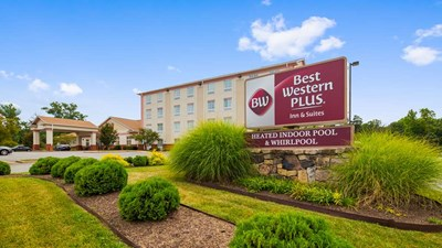 Best Western Plus Crossroads Inn & Suite