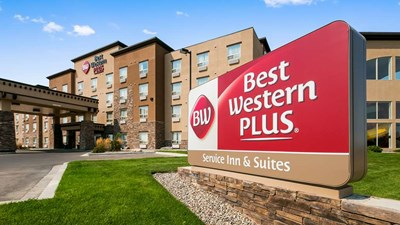 Best Western Plus Service Inn & Suites