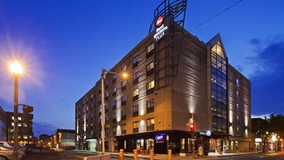 Best Western Plus City Centre-Ville