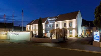 Best Western La Mare O Poissons