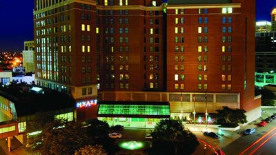 Hyatt Regency Buffalo Hotel and Conf Ctr