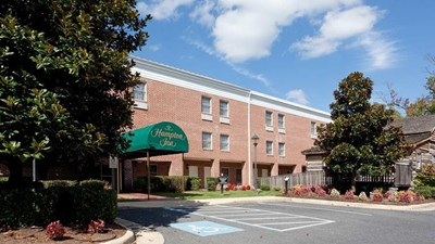 Hampton Inn Lexington Historic Area