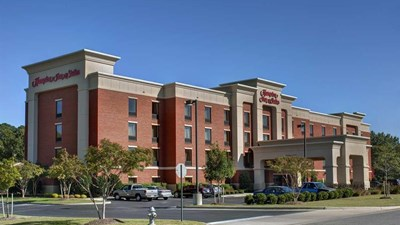 Hampton Inn &Suites Smithfield