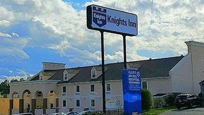 Knights Inn/Suites Near Univ of Richmond