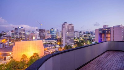Ramada Suites Auckland Federal Street