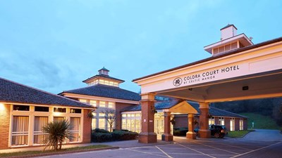 Coldra Court Hotel