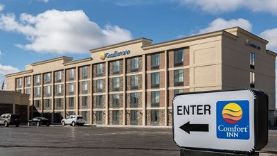 Comfort Inn Bay City-Riverfront