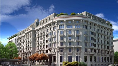 Excelsior Hotel Gallia,Luxury Collection