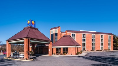 Comfort Inn Virginia Horse Center