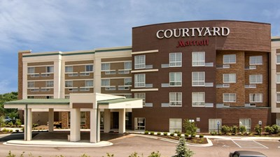 Courtyard Bridgeport Clarksburg