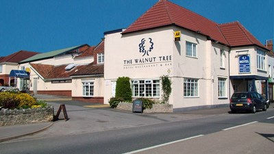 Walnut Tree Hotel
