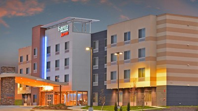 Fairfield Inn & Suites Omaha Northwest