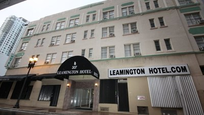 The Leamington Hotel
